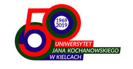 Logo 50lecia UJK